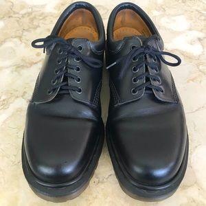 Dr. Martens 5-Eye Leather Oxfords